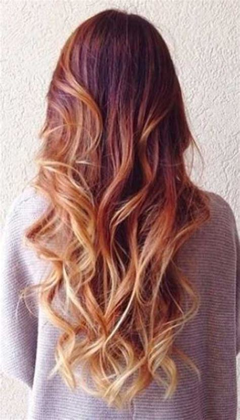 hairstyles for long hair dyed hair color ideas long hairstyles 2015 long haircuts 2015