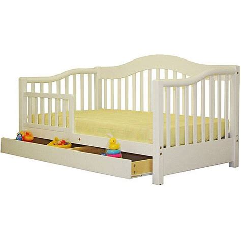 on me toddler day bed white