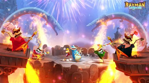 Ramen Cihelas cheats rayman legends megagames