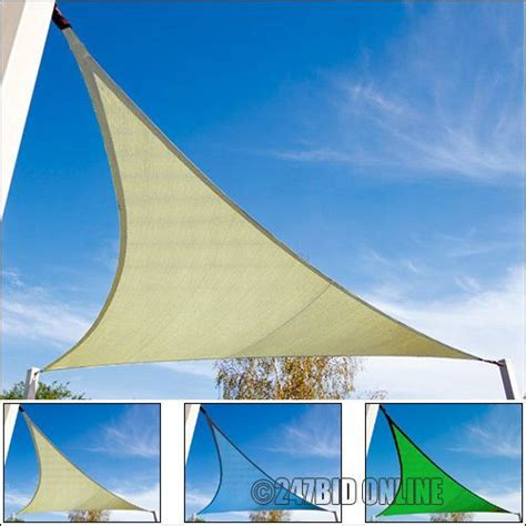 triangular awning outdoor 17 best ideas about triangle sun shade on pinterest sail