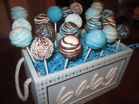 baby shower cakes baby shower boy cake pops