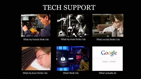 It Support Memes - tech support meme youtube