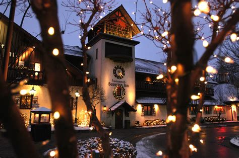 christmas in frankenmuth muskoka travel service