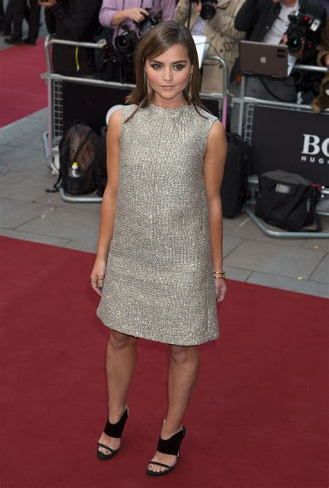 jenna coleman gq men of the year awards 2015 in london jenna coleman gq men of the year awards 2014 in london