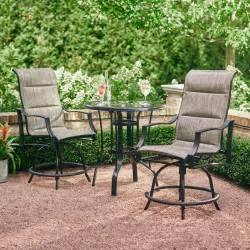 Home Depot Patio Tables Black Patio Dining Furniture Patio Furniture The Home Depot