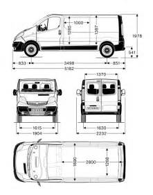 Vauxhall Dimensions New Vivaro Across The Uk Drive Vans