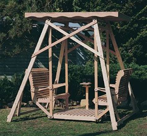 backyard swing plans 170 best images about wooden swings on pinterest front