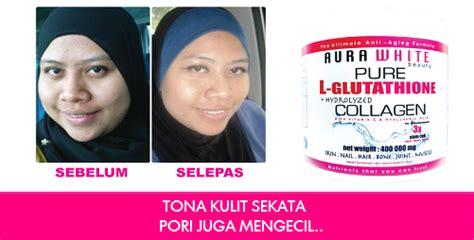 Aura White Collagen Murah aura white gluta collagen harga murah giler