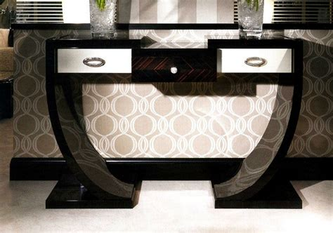 edgy home decor edgy console tables for a modern home decor news