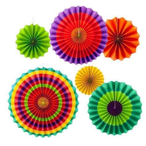 round paper fan decorations online buy wholesale round paper fan from china round