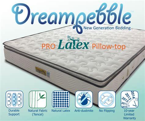 How To Flip A Pillow Top Mattress by Dreebble Pro Pillow Top Non Flip Mattress