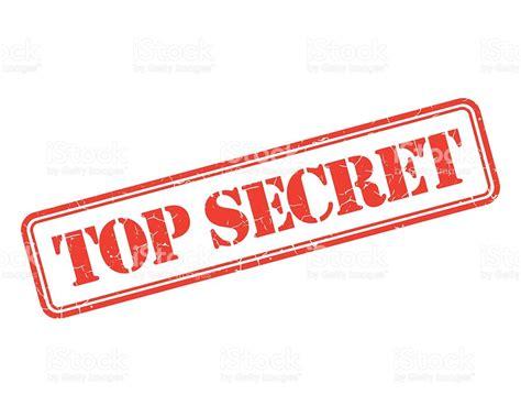 best secret top secret grunge retro isolated st stock vector
