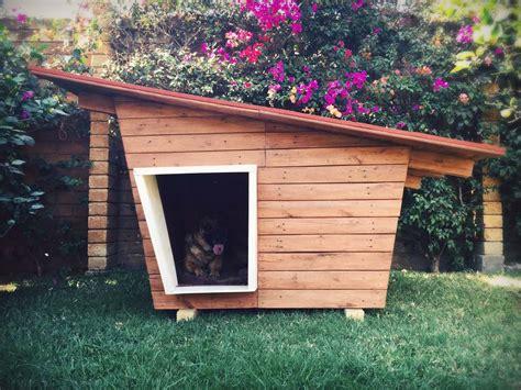 casas de madera para perros casa para perro en madera reciclada 4 600 00 en