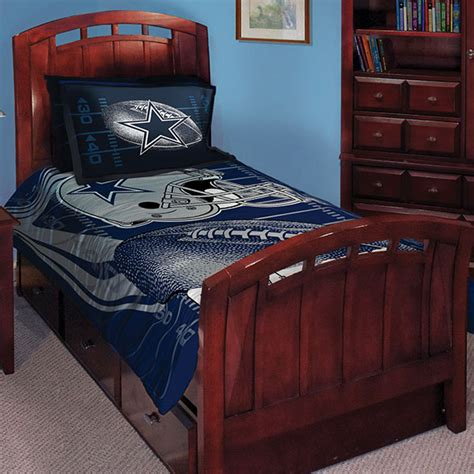 dallas cowboys bedroom decor dallas cowboys nfl twin comforter set 63 quot x 86 quot
