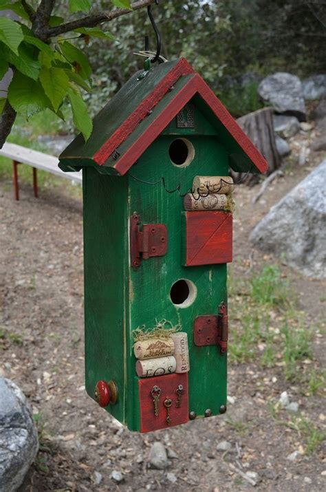Handmade Birdhouses - michele s handmade birdhouses handcrafted on