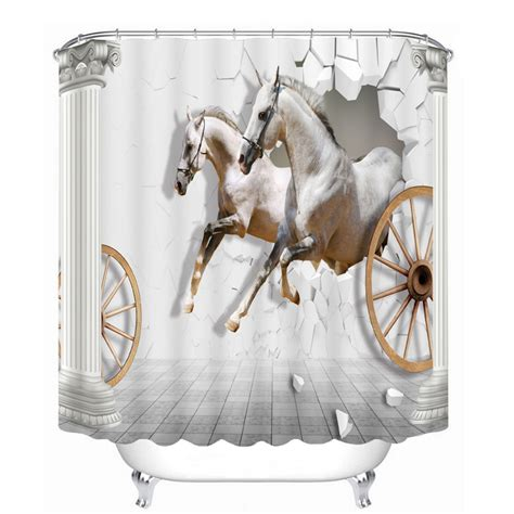 horse shower curtain hooks popular horse shower curtain hooks buy cheap horse shower