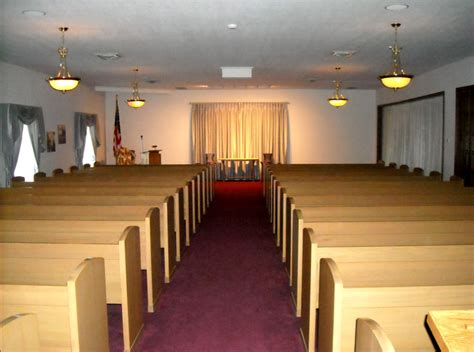 facilities s funeral chapel