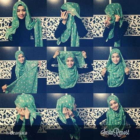 tutorial jilbab ruby 135 best images about hijab shawl styles remember to