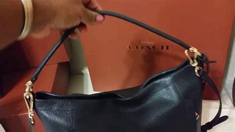 Coach Bag Review by Coach Scout Hobo 2 Years Review