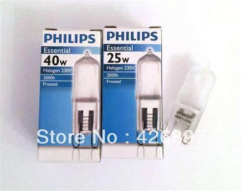 Lu Philips Essential 40 Watt aliexpress buy ph essential 220v 230v 25w 40w g9 fr
