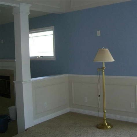 Chair Rail Wainscoting by Best 25 Chair Rail Molding Ideas On