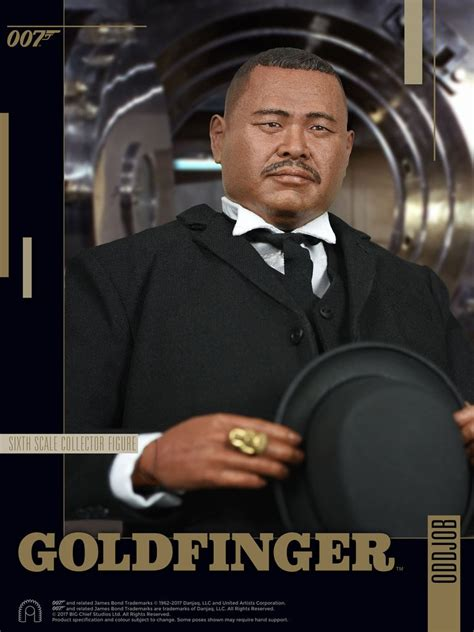 goldfinger james bond 007 1784872016 1 6 scale oddjob figure by big chief studios one sixth outfitters