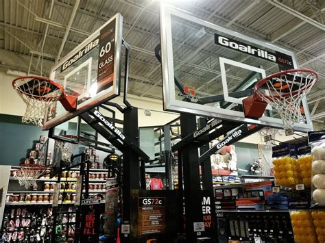 basketball hoops yelp