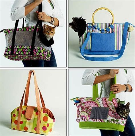 tote bag dog pattern pet carrier sewing pattern dog carriers dogs tote bag