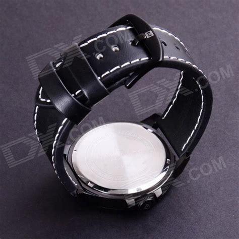 Naviforce Nf9059 Black White Original la montre bracelet 224 quartz analogique de style militaire