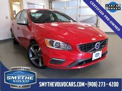 certified pre owned volvo inventory  summit nj