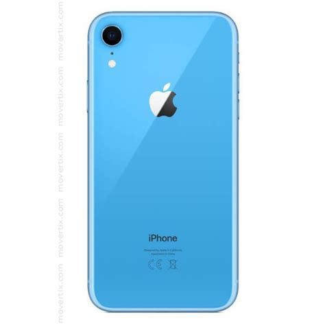 apple iphone xr blue 256gb 0190198776273 movertix mobile phones shop