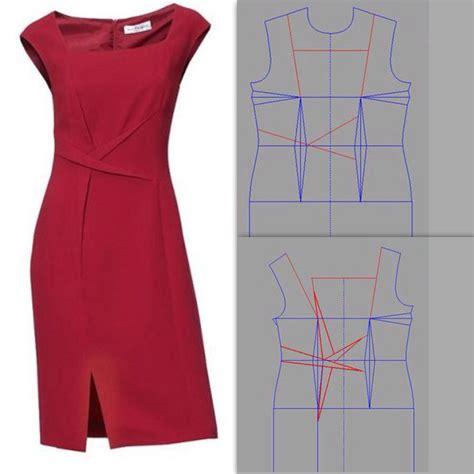 pattern draped dress draped dress pattern instructions diy sewing