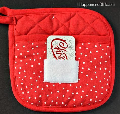 Teaspoon Gift Card - diy gift card pocket