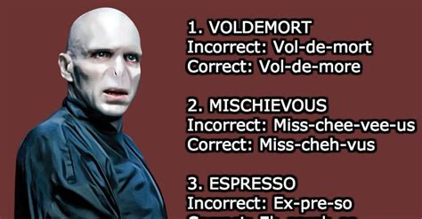 Correct Pronunciation Of Meme - viralands the most common words you ve been pronouncing