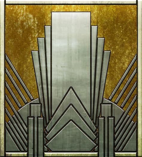art deco decor deco shape 6 by spacefriend t on deviantart