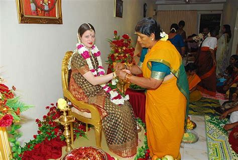 Hindu Baby Shower Ceremony by Devika S Quot Vallae Kappu Vila Quot Malaysia