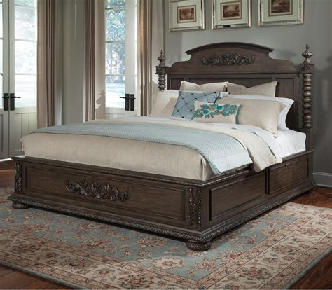 versailles bedroom set buy versailles queen bedroom set by classic mahogany from