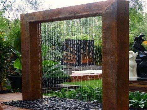 indoor patio ideas diy outdoor water wall fountain outdoor water wall kit interior designs