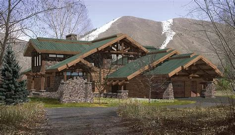 hawksbury timber home plan by precisioncraft log timber deer valley log home plan by precisioncraft log timber homes