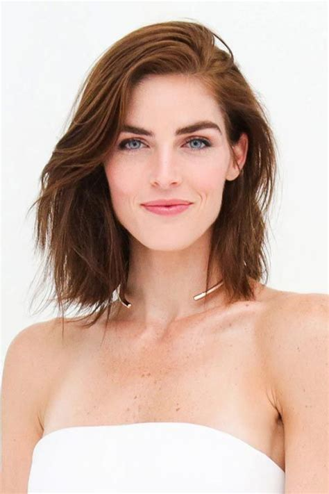 hilary rhoda hairstyle easyhairstyler lovely short bob hairstyles that will flatter everyone