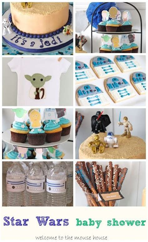 Wars Baby Shower by Diy Baby Shower Amazing Decorations And Food
