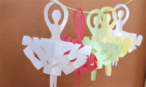 How To Make Craft Things With Paper - paper craft kidspot