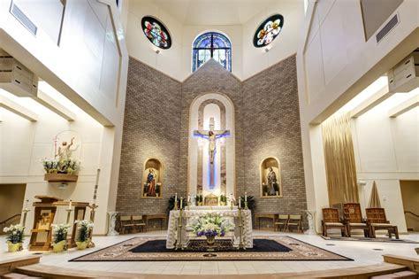 Light Of The World Church light of the world catholic church eidos architects