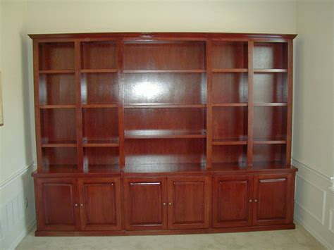 used bookshelves bookcases fiorenza custom woodworking