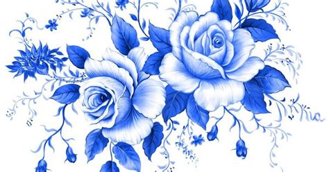 watercolor tattoo dresden blue roses http www nipic show 4 129