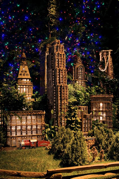 New York Botanical Garden Holiday Train Show Garden Traveler New York Botanical Garden Show