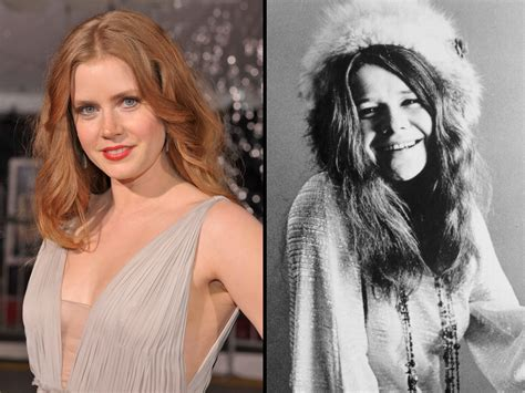 amy adams as janis joplin amy adams set to play janis joplin in new film movie