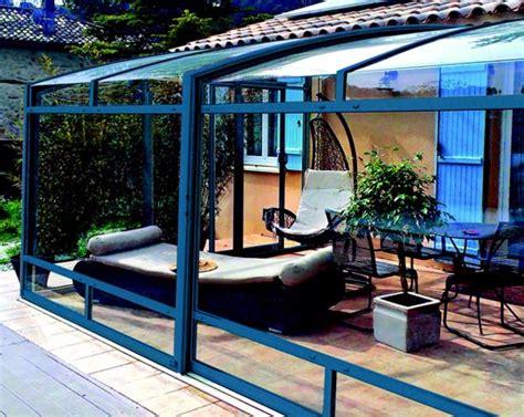 veranda fotovoltaica coperture per pannelli fotovoltaici per terrazzi