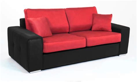 canapé convertible couchage 140 canape convertible couchage 140 cm cotton wilma noir