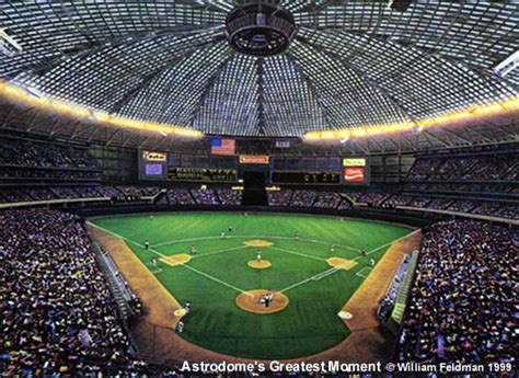 how many seats in the astrodome quot astrodome s greatest moments quot houston astros print cool